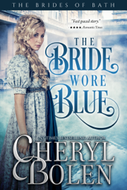 The Bride Wore Blue - Cheryl Bolen book summary