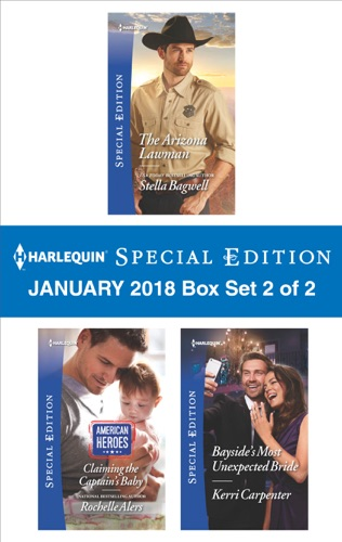 Stella Bagwell, Rochelle Alers & Kerri Carpenter - Harlequin Special Edition January 2018 Box Set 2 of 2