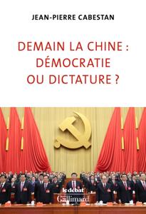Demain la Chine : démocratie ou dictature ? La couverture du livre martien
