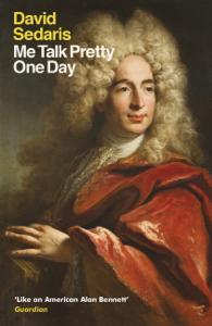 Me Talk Pretty One Day La couverture du livre martien