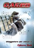 Caged. Diteggiature per chitarra Book Cover