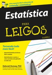 Estatística Para Leigos Book Cover