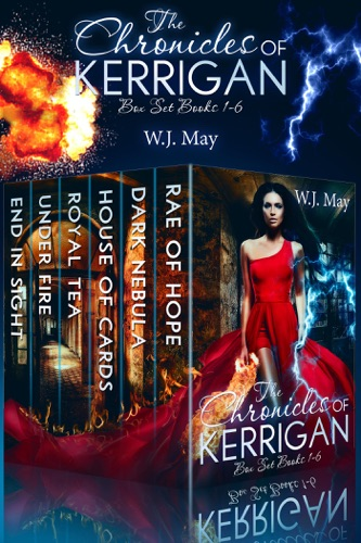 The Chronicles of Kerrigan Box Set Books # 1 - 6 Book