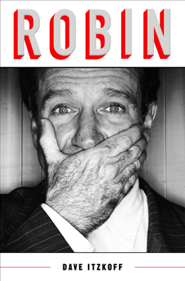 Robin - Dave Itzkoff book