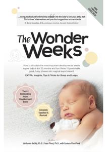 The Wonder Weeks La couverture du livre martien