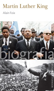 Martin Luther King Book Cover