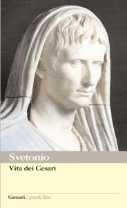 Vita dei Cesari Copertina del libro