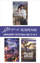 Harlequin Love Inspired Suspense January 2018 - Box Set 2 of 2 PDF Download