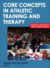 Core Concepts In Athletic Training And Therapy