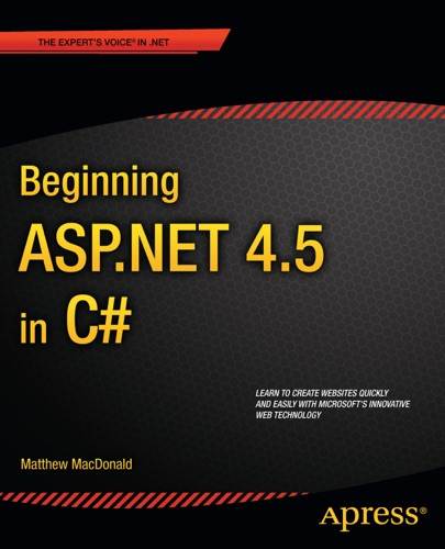 Matthew MacDonald - Beginning ASP.NET 4.5 in C#