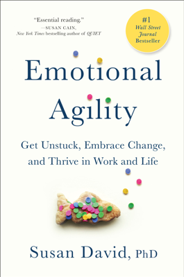 Emotional Agility - Susan David book