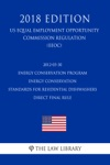 2012-05-30 Energy Conservation Program - Energy Conservation Standards For Residential Dishwashers - Direct Final Rule US Energy Efficiency And Renewable Energy Office Regulation EERE 2018 Edition