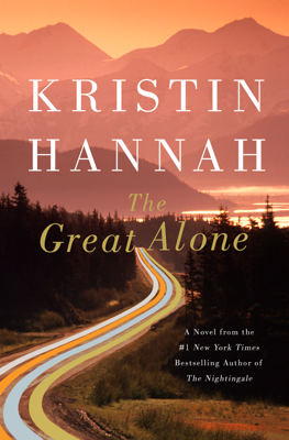 The Great Alone - Kristin Hannah book