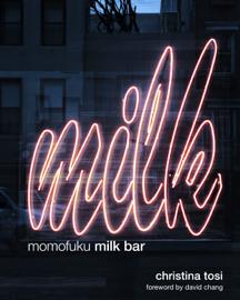 Momofuku Milk Bar book