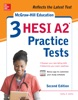 McGraw-Hill Education 3 HESI A2 Practice Tests, Second Edition