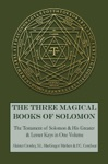 The Three Magical Books Of Solomon