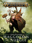 Battletome: Maggotkin Of Nurgle Book Cover