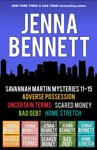 Savannah Martin Mysteries 11-15