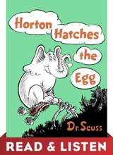 Horton Hatches The Egg: Read & Listen Edition
