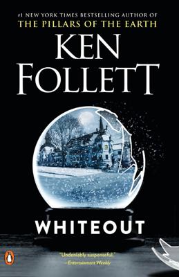 Whiteout - Ken Follett book