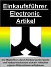 Einkaufsfhrer Electronic Artikel