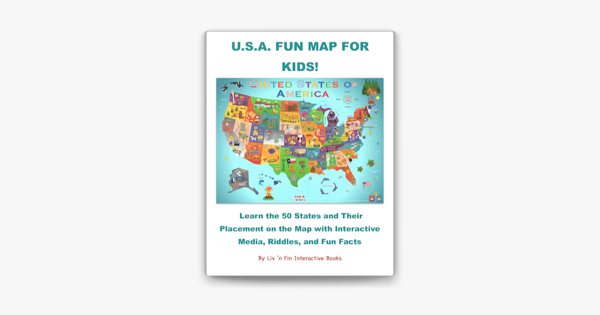 ‎U.S.A. Fun Map for Kids! on highway maps of wa states, alabama 55 states, tour the states, map of colorado and bordering states, the three most populous us states, midwest states, smallest to largest states, southern states, can texas divide into 5 states, hetalia states, most business friendly states, map of homeschool friendly states, blank us map color states, usa states, do you know your states, untied states, west states, map of arkansas and surrounding states, large us map showing states, 2014 european union member states,