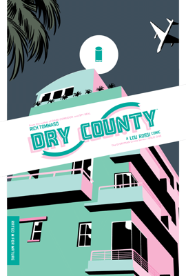 Dry County #1 - Rich Tommaso book