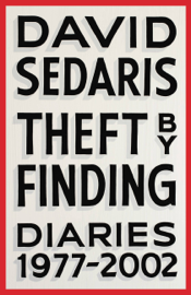 Theft by Finding book