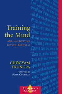Training the Mind and Cultivating Loving-Kindness Libro Cover