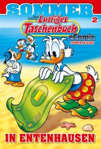 Lustiges Taschenbuch Sommer eComic Sonderausgabe 02 Buch-Cover
