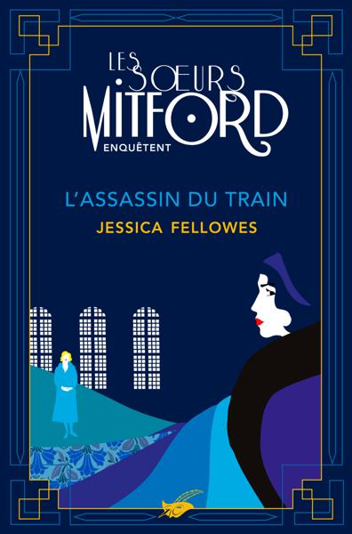 L'Assassin du train par Jessica Fellowes
