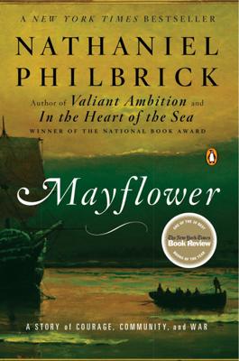 Mayflower - Nathaniel Philbrick book