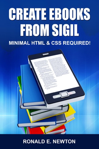 Create eBooks from Sigil Minimum HTML amp CSS Required