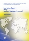 Global Forum On Transparency And Exchange Of Information For Tax Purposes Peer Reviews  San Marino 2011