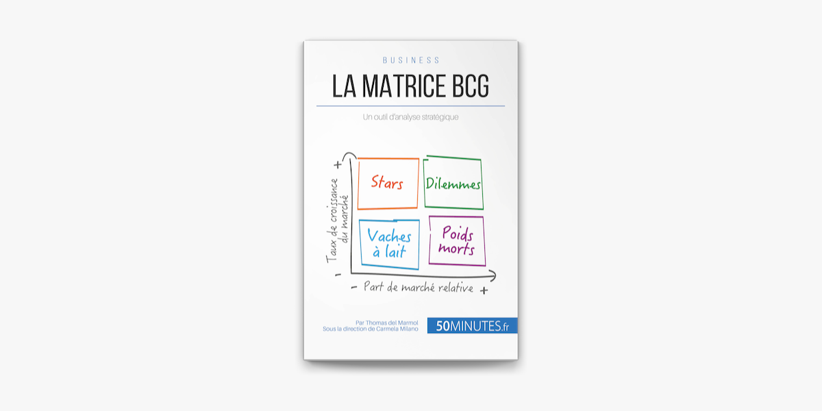 La Matrice Bcg On Apple Books