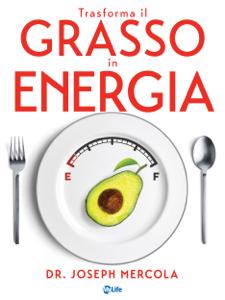 Trasforma il Grasso in Energia Copertina del libro