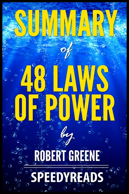 Summary Of 48 Laws Power By Robert Greene On Apple Books