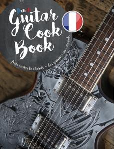 Le GuitarCookBook La couverture du livre martien