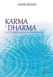 Karma e Dharma Book Cover