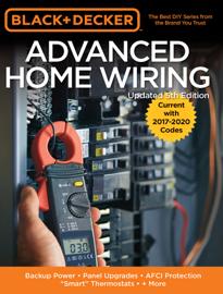 Black & Decker Advanced Home Wiring, 5th Edition book