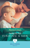Marion Lennox - Finding His Wife, Finding A Son artwork