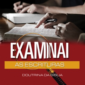 Examinai as Escrituras (Revista do aluno) Book Cover