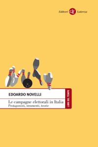 Le campagne elettorali in Italia Libro Cover