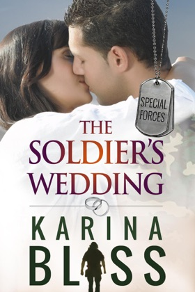 The Soldier's Wedding book cover