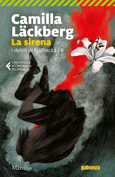 La sirena by Camilla Läckberg