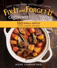 Fix-It and Forget-It Cooking for Two PDF Download