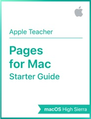 Pages for macOS High Sierra Starter Guide