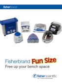 Fisherbrand small footprint equipment