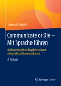 Communicate or Die - Mit Sprache führen
