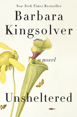 Unsheltered - Barbara Kingsolver book